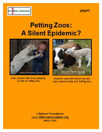 Pettings Zoos: A Silent Epidemic?